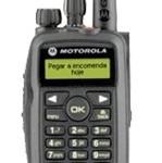 Rádio Comunicador Motorola DGP 6150