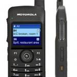 SL8550 - Rádio Comunicador Motorola SL8550