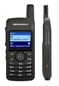 Rádio Comunicação Digital SL8550